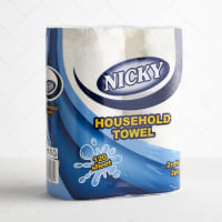 Nicky Kitchen Towel, Twin Pack