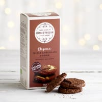 Honeyrose Organic Triple Chocolate Cookie, 115g
