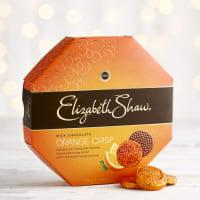 Elizabeth Shaw Milk Chocolate  Orange Crisp, 175g