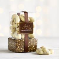 Amelie Luxury Stracciatella Chocolate Almonds, 140g