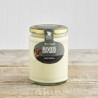 River Cottage Organic Natural Yoghurt in Glass, 475g