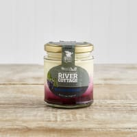 River Cottage Organic Blackcurrant Yoghurt, 160g