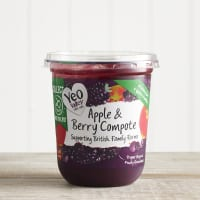 Yeo Valley Apple & Berry Compote, 450g