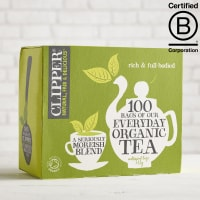Clipper Organic Everyday Tea, 100 bags