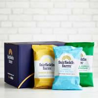 Fairfields Farm Crisps Multi Pack Box, 10 x 40g