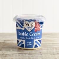 Yeo Valley Organic Double Cream, 227ml