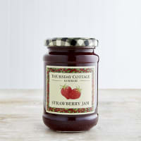 Thursday Cottage Strawberry Jam in Glass, 340g