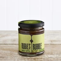 Rubies in the Rubble West Country Apple Relish in Glass, 210g
