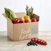 Seasonal Organic Fruit & Veg Box