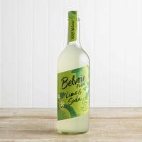 Belvoir Lime & Soda Presse in Glass, 750ml