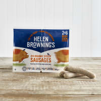 Helen Browning's Organic Speedy Sausages, 12 Pack, 200g