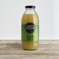 Organic Orchard Juice Co. Apple Juice in Glass, 500ml