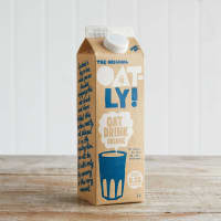 Oatly Organic Oat Drink, Chilled Semi, 1L