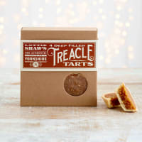Lottie Shaw's Treacle Tarts, 4 Pack, 220g