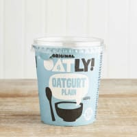 Oatly Oatgurt Plain Yoghurt, 400g