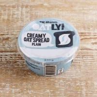 Oatly Creamy Oat Spread Plain, 150g