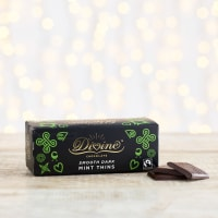 Divine Dark Chocolate Mint Thins, 200g