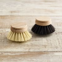 Replacement Traditional Dish Brush Heads, 2 pack