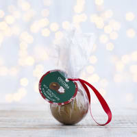 Cocoba Hot Chocolate Bombe Bauble with Marshmallows, 55g