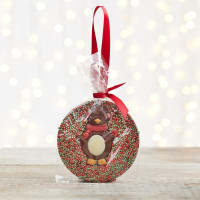 Pump Street Dark Chocolate Father Christmas Seasonal