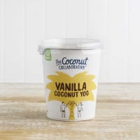 The Coconut Collaborative Dairy Free Vanilla Coconut Yogurt Alternative, 350g