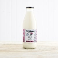 M*lkman Coconut M*lk in Glass, 1ltr