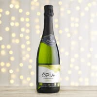 Ôpia Organic Alcohol Free Sparkling Chardonnay in Glass, 750ml