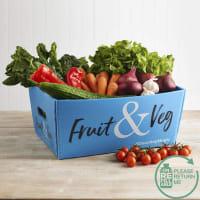 Premium Organic Seasonal Veg Box