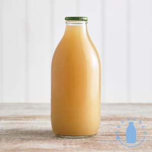 Apple Juice Glass Bottle, 1pt/568ml