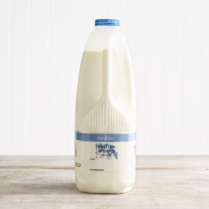 Milk & More Whole Milk, 2ltr