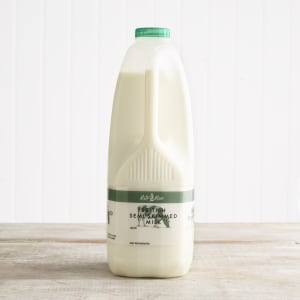 Milk & More Semi Skimmed Milk, 2ltr