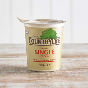 Country Life Single Cream, 300ml