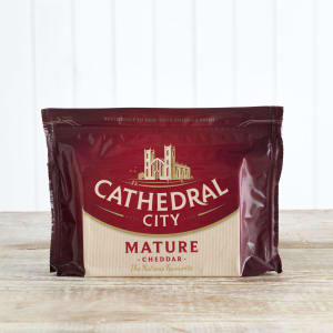 Cathedral City Mature Cheddar, 350g