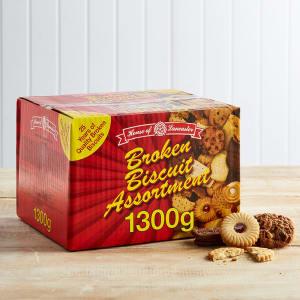 Bumper Box of Broken Biscuits, 1.3kg