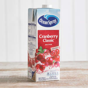 Ocean Spray Cranberry Classic Juice Drink, 1L