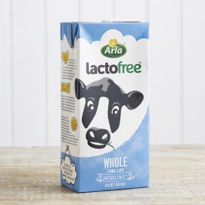 Lactofree UHT Whole, 1ltr