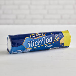 McVitie's Rich Tea Biscuits, 300g