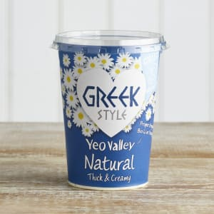 Yeo Valley Organic Greek Style Yoghurt, 450g