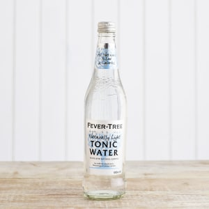 Fever-Tree Naturally Light Tonic Water in Glass, 500ml