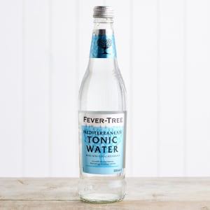 Fever-Tree Mediterranean Tonic Water, 500ml