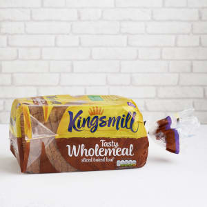 Kingsmill Tasty Wholemeal, Thick, 800g