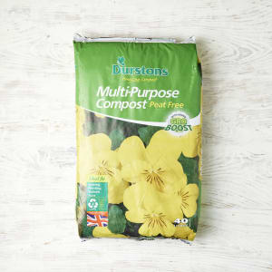 Durstons Peat Free Multipurpose Compost, 40L