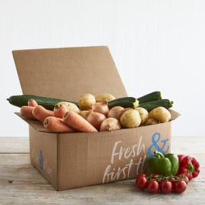 Vegetable & Salad Box