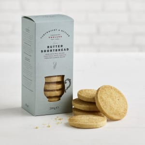Cartwright & Butler Butter Shortbread, 200g