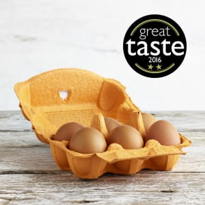 Rambling Free, Free Range Hens Eggs