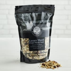 The Ludlow Nut Company Luxury Muesli - Fruit Nut & Seed, 700g