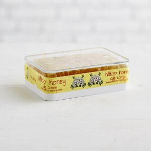 Hilltop Honey Honeycomb Slab, 200g