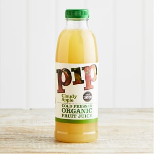Pip Organic Cloudy Apple Juice, 750ml