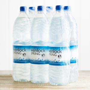 Wenlock Spring Still Spring Water, 6 x 1.5L