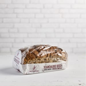 Allinson's The Scandalous Seeded Wholemeal Bread 650g